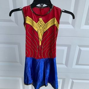 Kids wonder women Halloween  costume